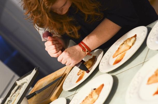 Bar / restaurace / café - Bytová restaurace Na Faře: místo, kam se smíte pozvat na večeři