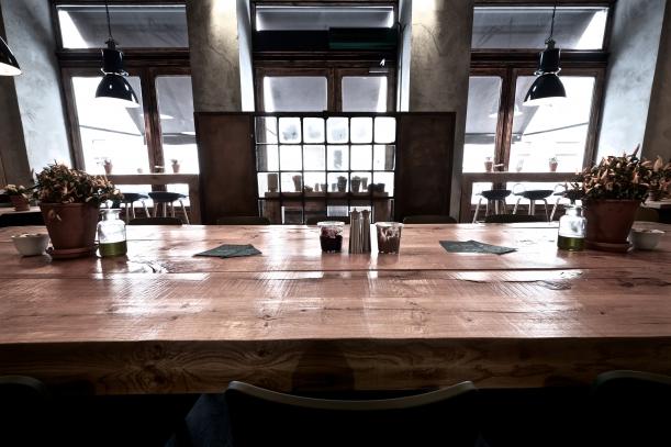 Bar / restaurace / café - Home Kitchen: Vše je o lidech aneb vítejte doma