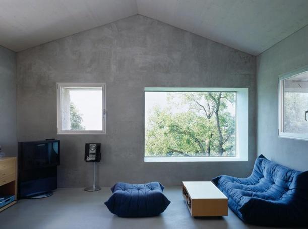 Interiér - Dům manželů Roduitových