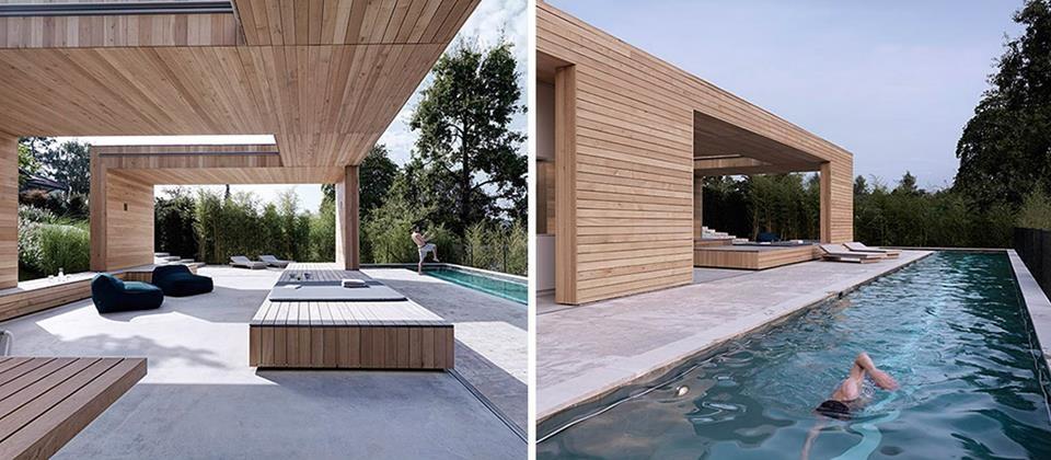 Obchod - Dvě verandy