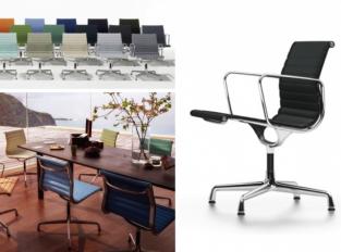 Eames Aluminium Chair: židle, která změnila svět designu