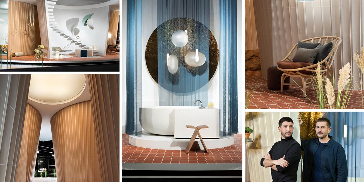 Architektura touhy mezi vnitřkem a vnějškem MUT Design