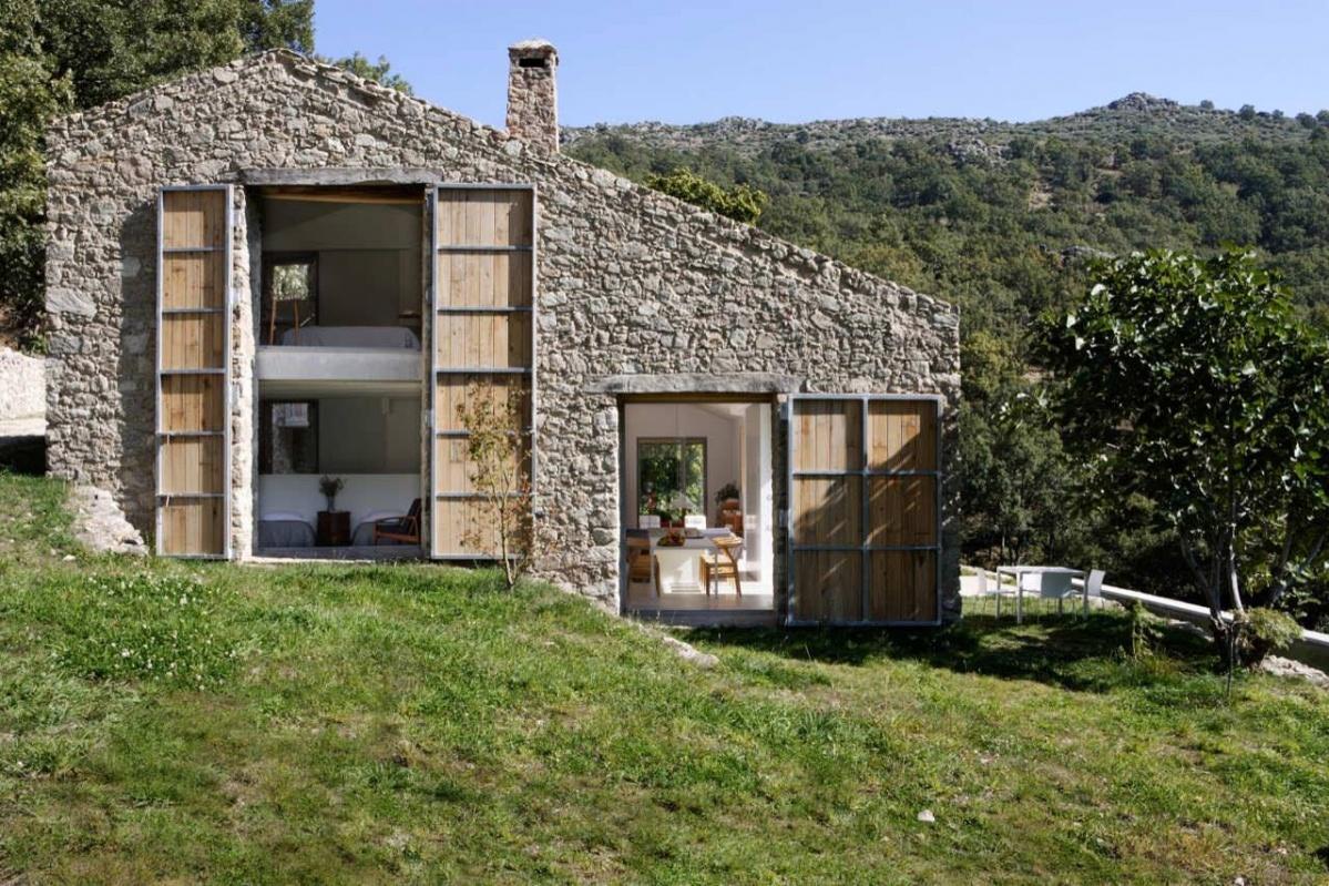 Venkovský dům v Extremaduře