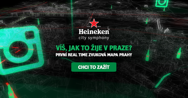 "Události - Heineken a jeho ""Open your city"
