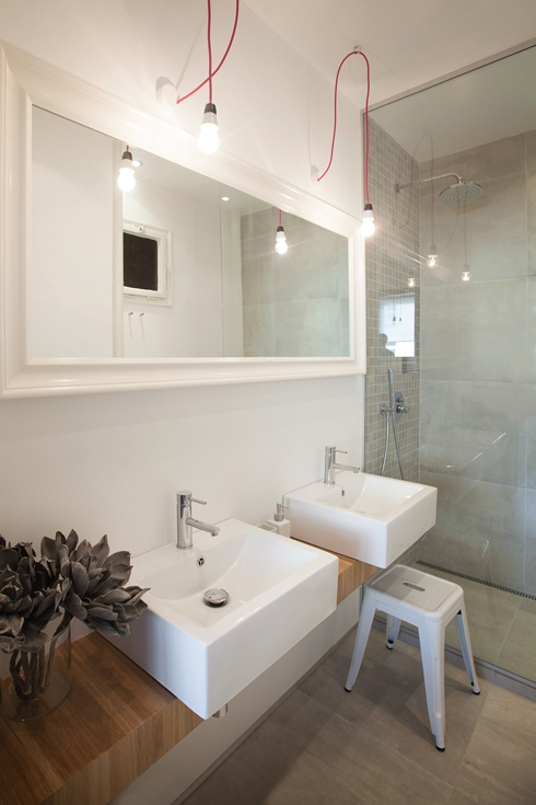 Interiér - Ilustrovaný apartmán studia SMLXL