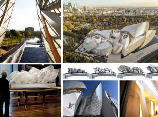 Fondation Louis Vuitton: Na vlnách Gehryho kubismu