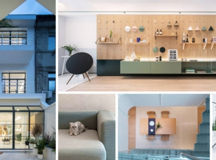 Bílý dům v Šanghaji? Ano. Ale modulární, elegantní a hravý