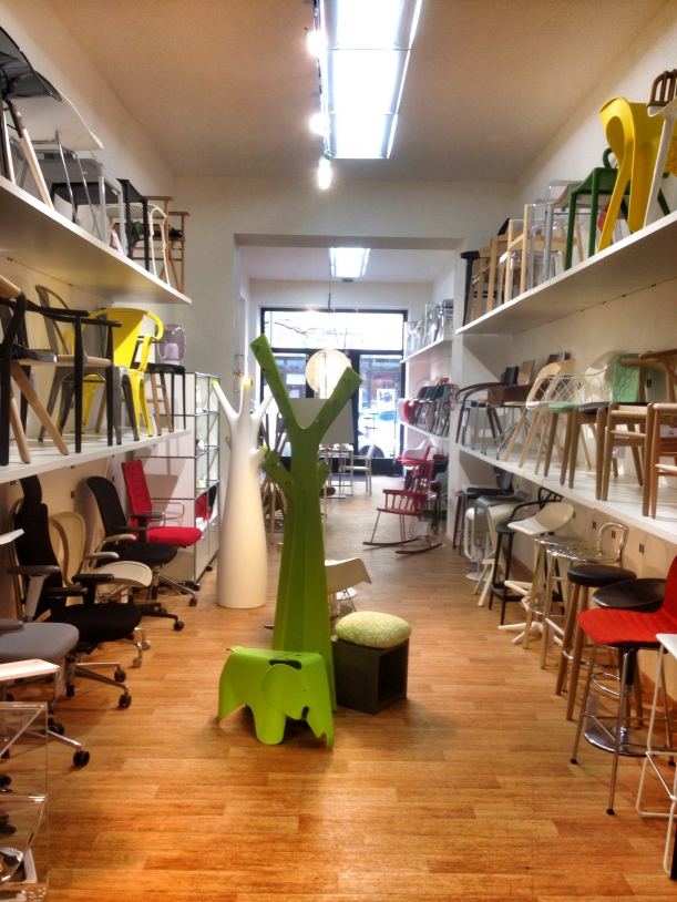 Obchod - Pavel Procházka: Pro Designpropagandu rád hledám malé firmy