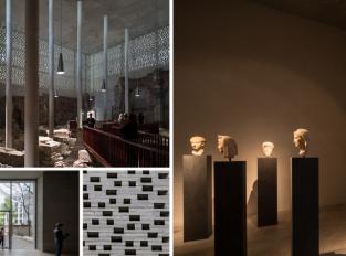 Z ruin německého gotického kostela se zrodilo nové muzeum Kolumba