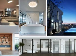 Izraelský architekt Ynon Goren navrhl v Holešovicích byt plný světla