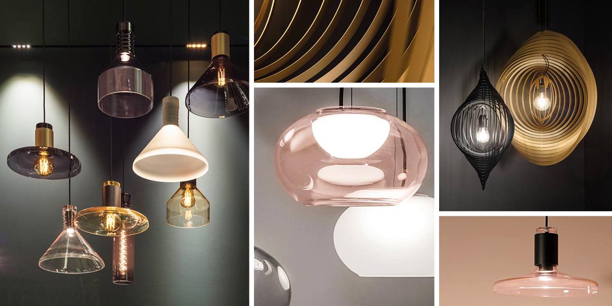 Nová kolekce svítidel Reflections: ve dne dekorace, v noci živel