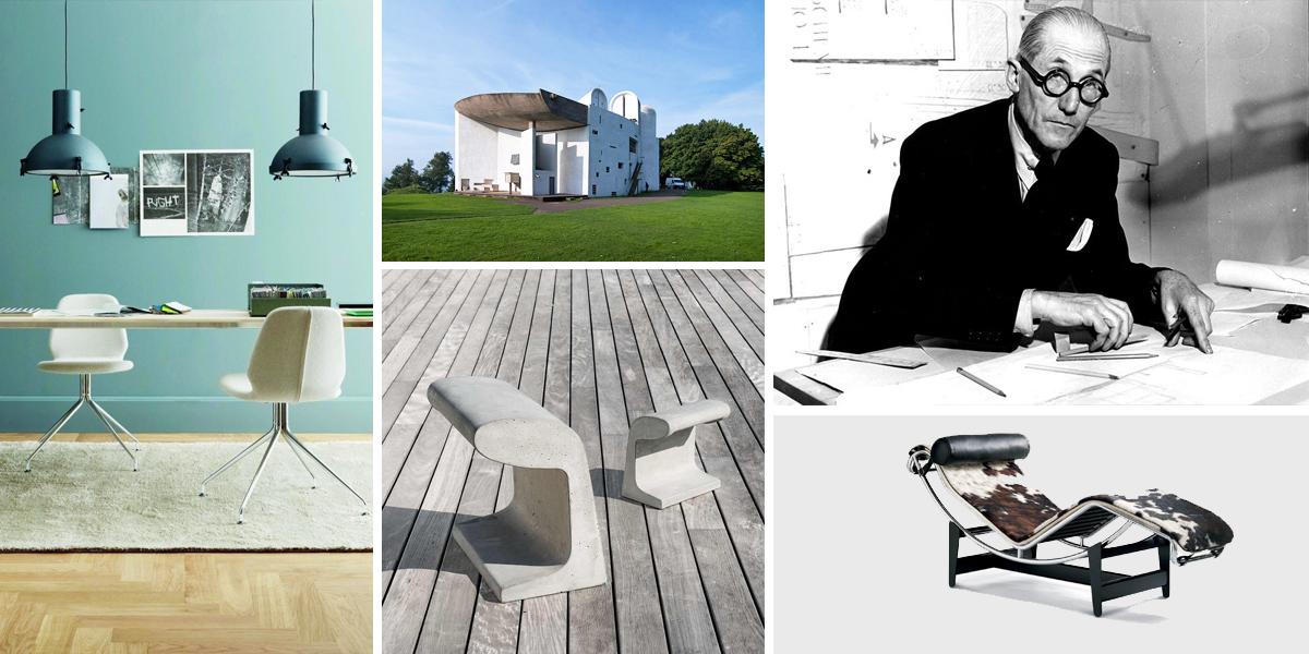Le Corbusier: ikona modernistické architektury
