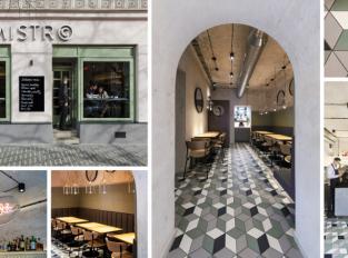 Mistro: středomořská kuchyně v interiéru od Olgoj Chorchoj