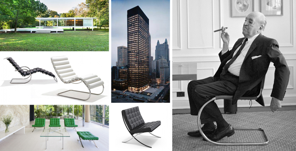 Mies van der Rohe: Vizionář a poslední ředitel školy Bauhaus