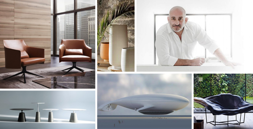 Jean Marie Massaud: Střídmý design s elegantní lehkostí