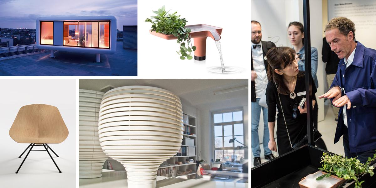 Werner Aisslinger: Designér, který vychází vstříc instagramové generaci