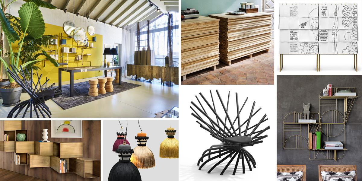 MOGG: italský nábytek s duší a nápaditým temperamentem