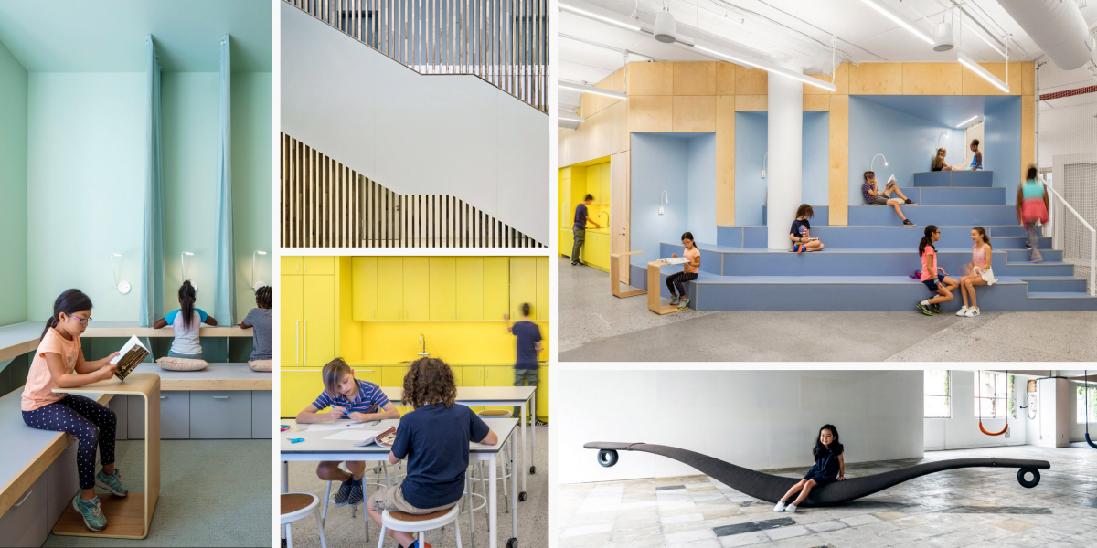 Začíná revoluce ve školství? Architektura budov a design tříd se mění