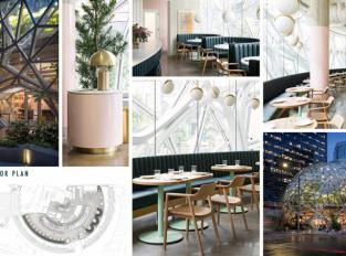 Restaurace Willmott's Ghost: oáza tisícovky rostlin ve víru velkoměsta