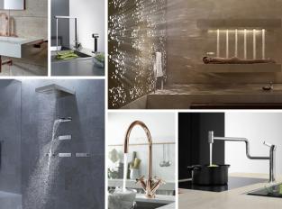 Německá značka Dornbracht přináší evoluci do koupelen i kuchyní