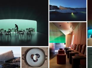 Norská restaurace Under je z části pod vodou, ukrývá podmořský svět