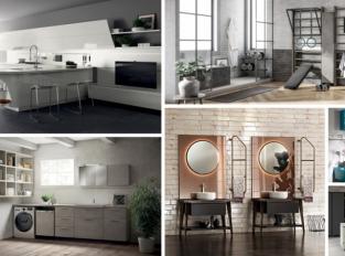 Italské kuchyně a koupelny Scavolini osloví všechny generace