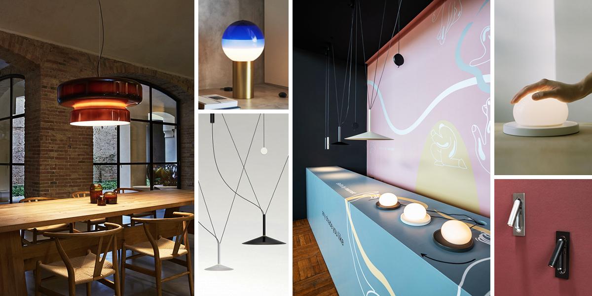 Marset: nadčasová svítidla od světových designérů