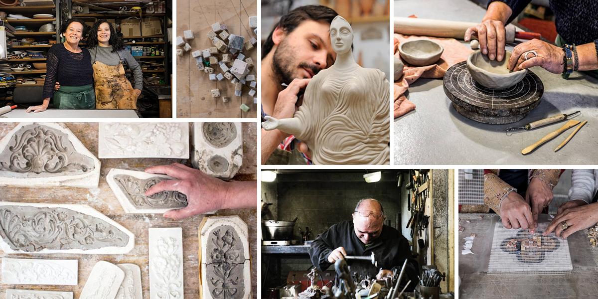 Procestujte Itálii skrz její řemesla s platformou Italian Stories
