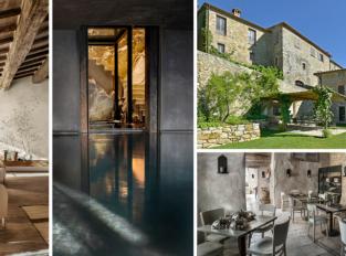 Butikový hotel Monteverdi v Toskánsku se vyhýbá turistickému kýči