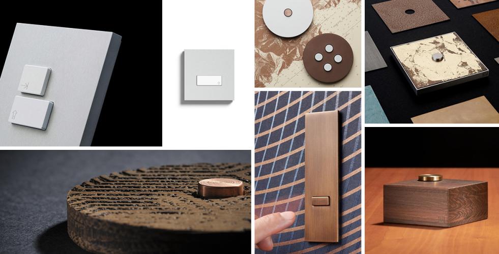 PLH: vypínače, které potěší všechny milovníky designu