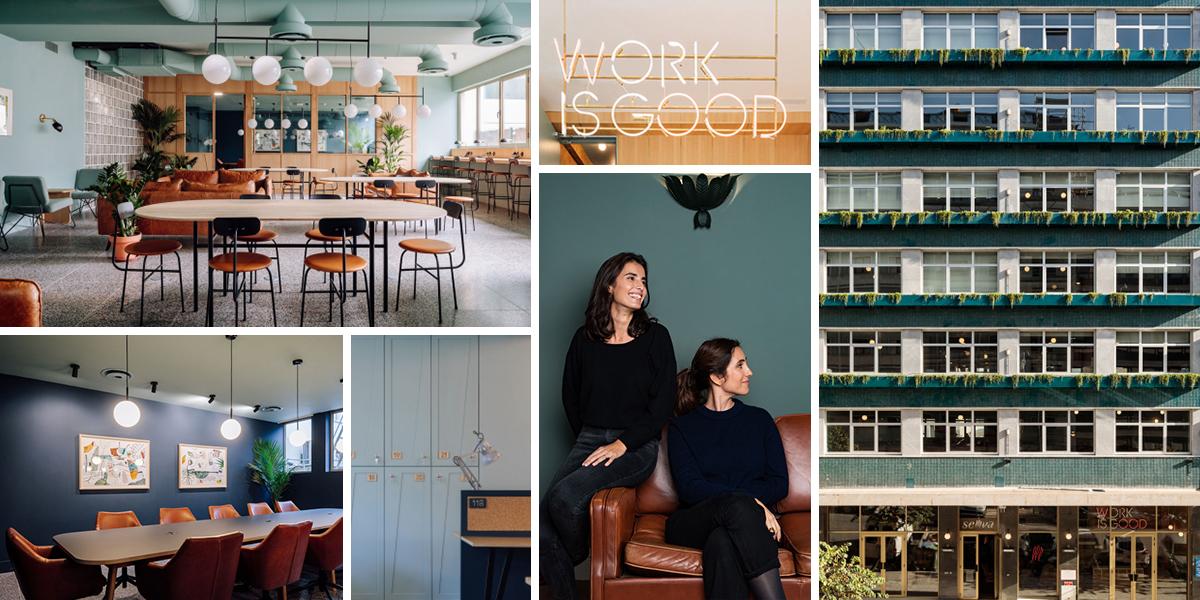 WOOD: Coworking, za kterým byste dojížděli až do Lisabonu