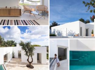 Vila Casa Luum: lidový minimalismus na portugalském venkově