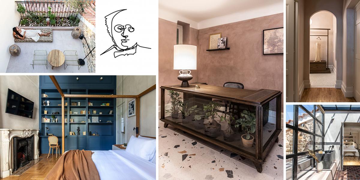 Hotel Monsieur Didot: francouzská historie v mytických Athénách