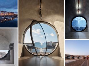 Pražská náplavka díky architektovi Petru Jandovi ožila