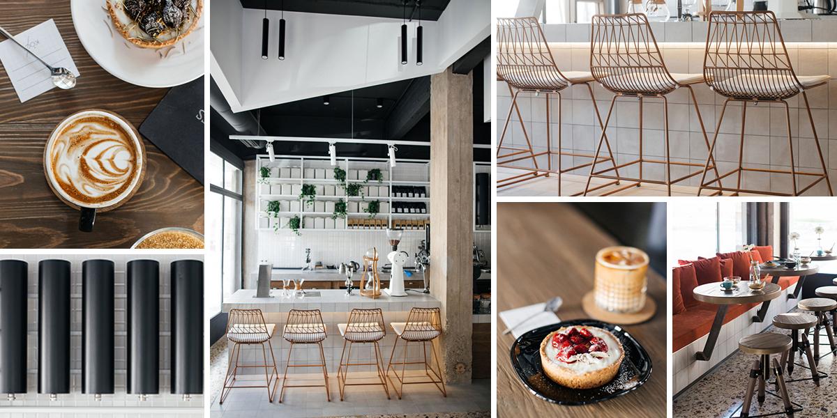 KOFI: Řecká mikropražírna vytvořená s vášní pro kávu a design