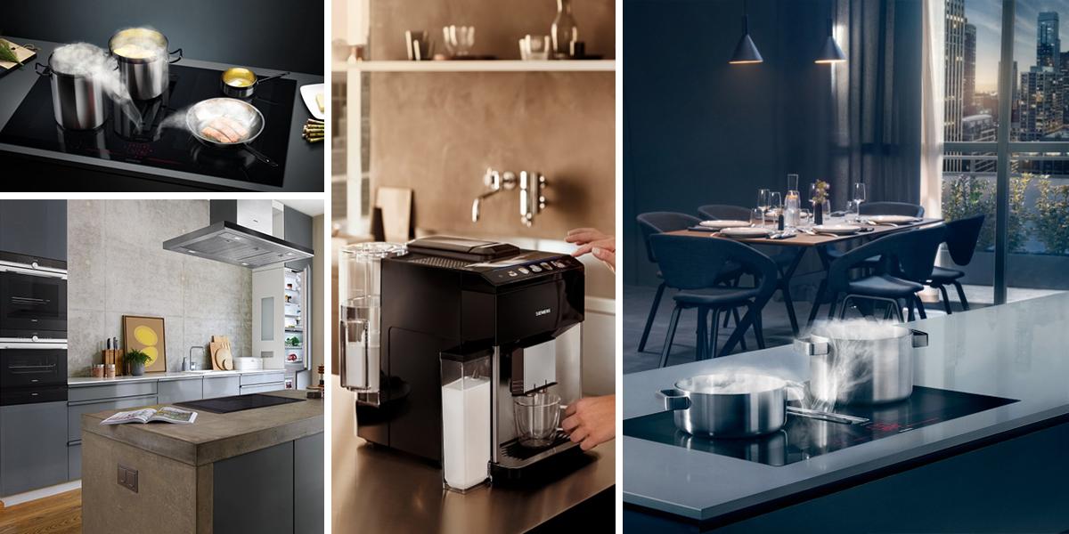 Siemens: Jak vypadá kuchyně budoucnosti?