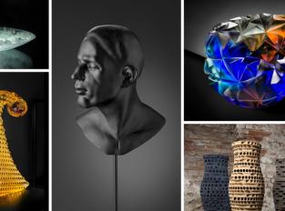 Kouzlo skla: Galerie Kuzebauch zve na virtuální prohlídku