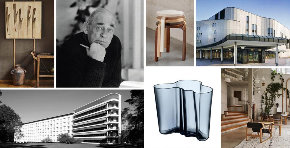Alvar Aalto: architekt narozený ve správnou dobu, na správném místě
