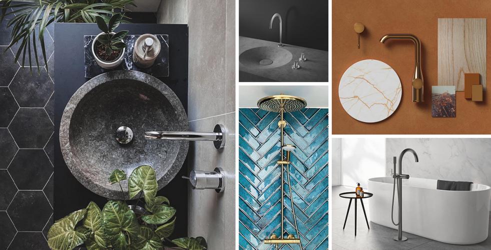 Koupelna jako tvůrčí prostor i svatyně. Nová kolekce GROHE Colors