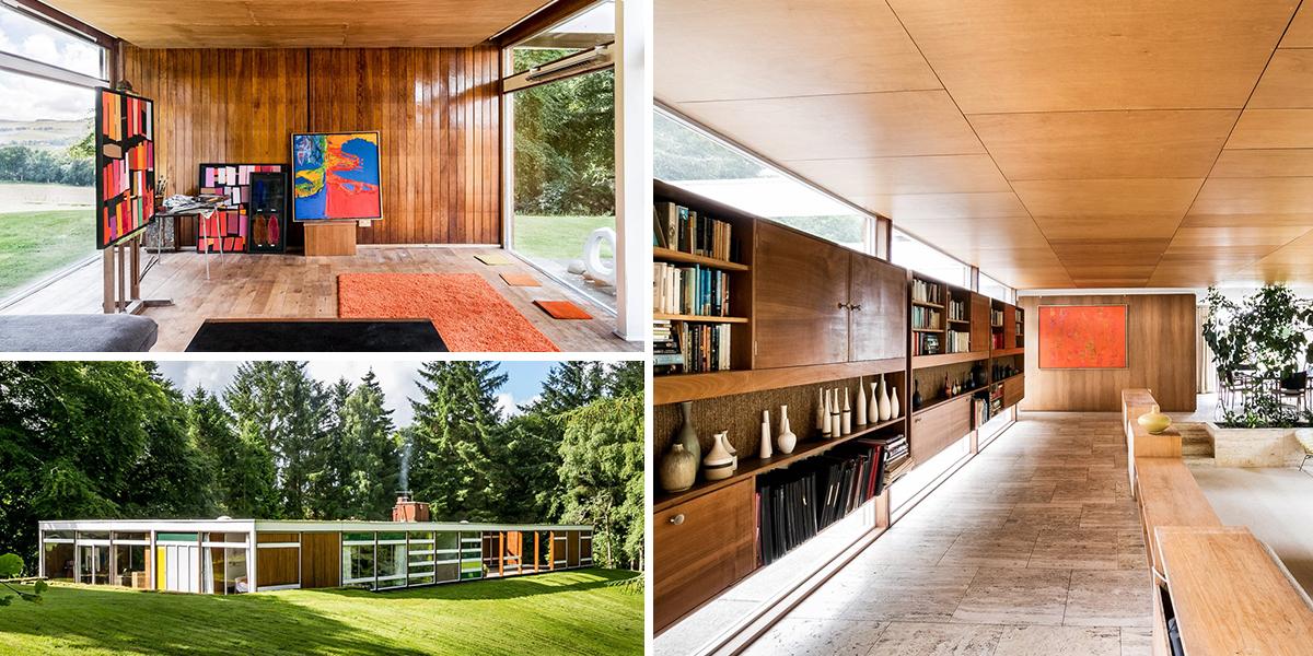 Kultovní dům módního návrháře Bernata Kleina obstál ve zkoušce času