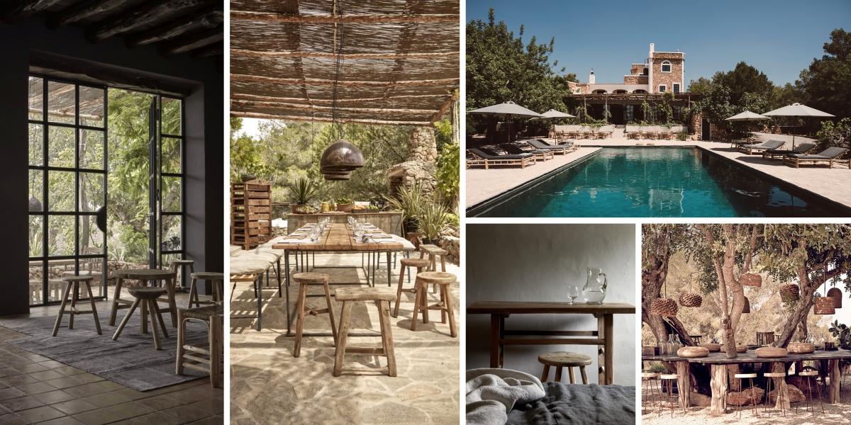 La Granja Ibiza – rustikální hotel, který se vrací ke kořenům
