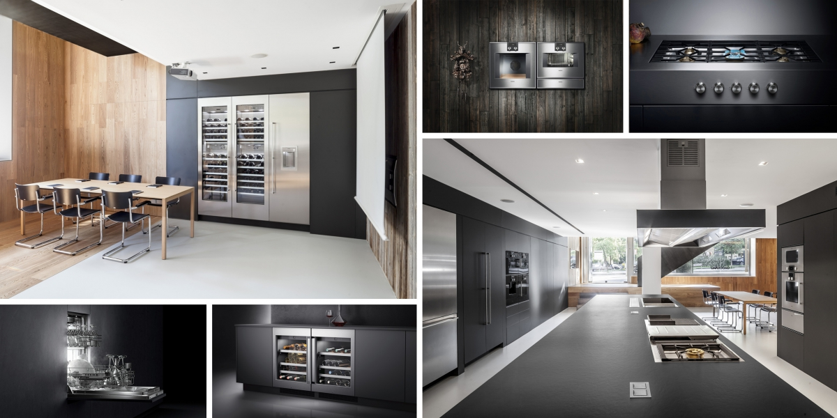 Gaggenau: ikona mezi luxusními kuchyňskými spotřebiči