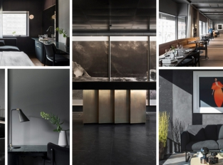 At Six Hotel ve Stockholmu: luxusní bydlení se špetkou umění