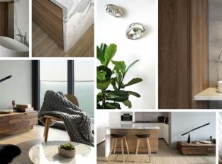 Elegantní byt v Hong Kongu tvoří pouze dvě místnosti
