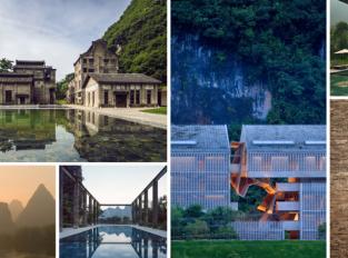 Bývalý cukrovar se proměnil v exkluzivní resort Alila Yangshuo