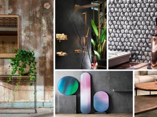 Designové ochlazení v horkém létě: produkty z kovu