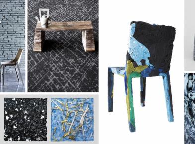 Recyklovat se dá i kreativně: poznejte alternativní materiály v interiéru