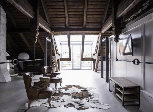 Interiér - Domov bez zdí