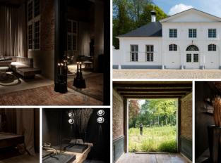 V belgické restauraci Stable na vás dýchne zámecká historie