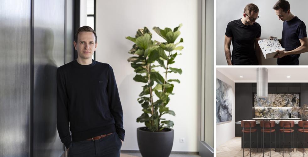 Kreativní řešení vznikají nad papírem, ne online, říká architekt Ján Antal